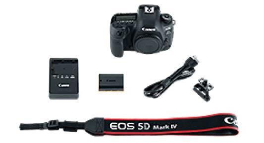 C mara canon profesional eos 5d mark iv negra lente ef for Canon 5d especificaciones