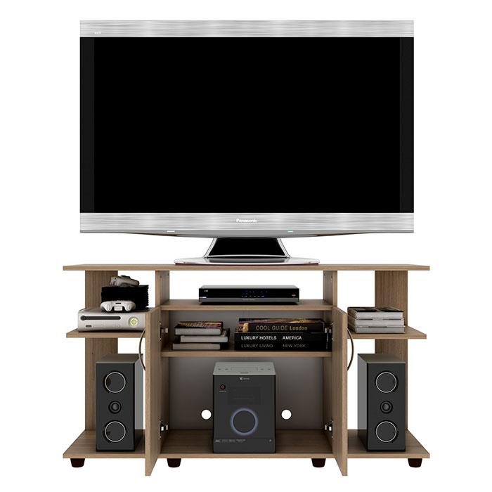 Mesa para tv 50 practimac sof a rovere for Mesa para tv de 50 pulgadas